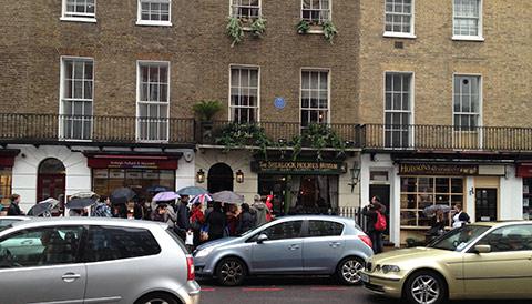 221b Baker Street Address 221b Baker Street Must be One