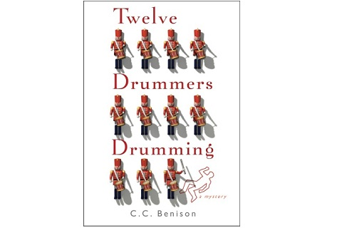 twelve drummers drumming takes place in the idyllic english village thornford regis and our detective is revered tom christmas aka father christmas - On The 12th Day Of Christmas